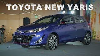 TOYOTA YARIS 新車發表會 售價58.5萬元起