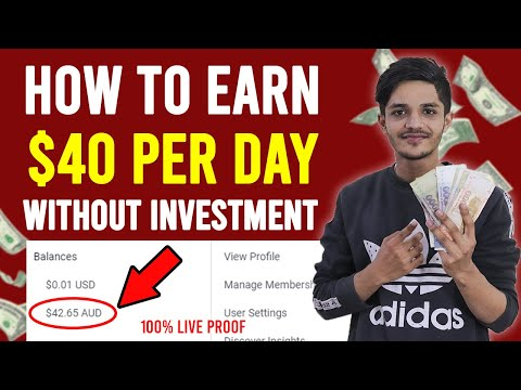Earn money online without investment 2021 tax alea lovely investments