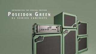 "Aguilar® Gabinete Bajo SL 112 250W 8 Ohms Edición Limitada ""Poseidon Green"" video"