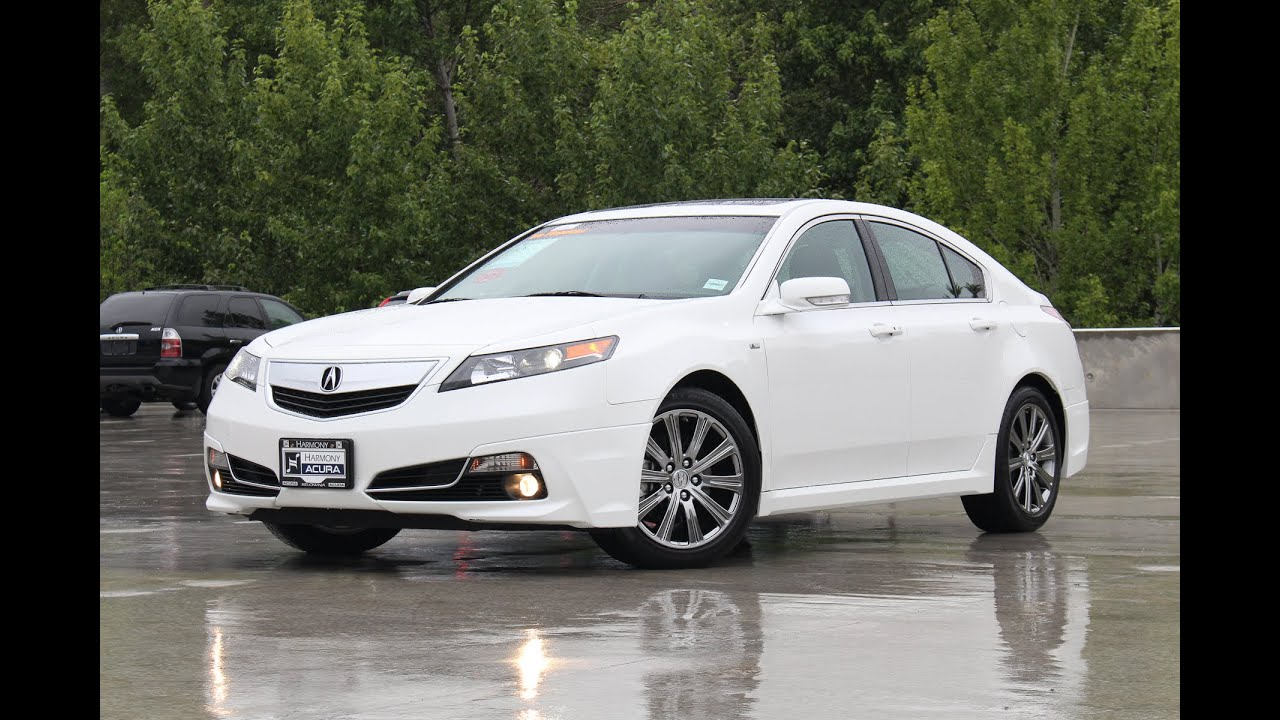 2014 acura tl a spec harmony acura 17036a kelowna. Black Bedroom Furniture Sets. Home Design Ideas