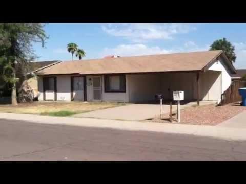 South Phoenix Short Sale Investment $25k 3 bedroom house