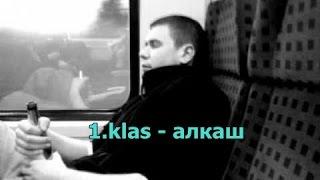 1.Klas - Алкаш (клип 2016г.)