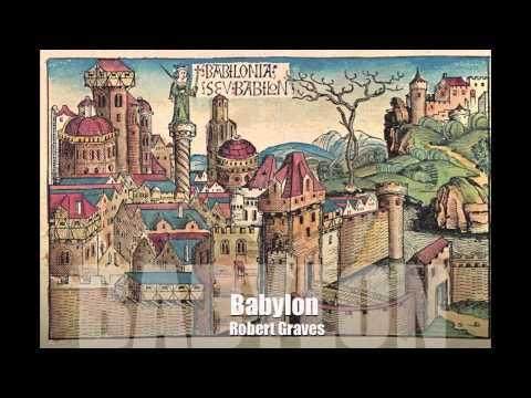 Babylon a poem written by Robert Graves