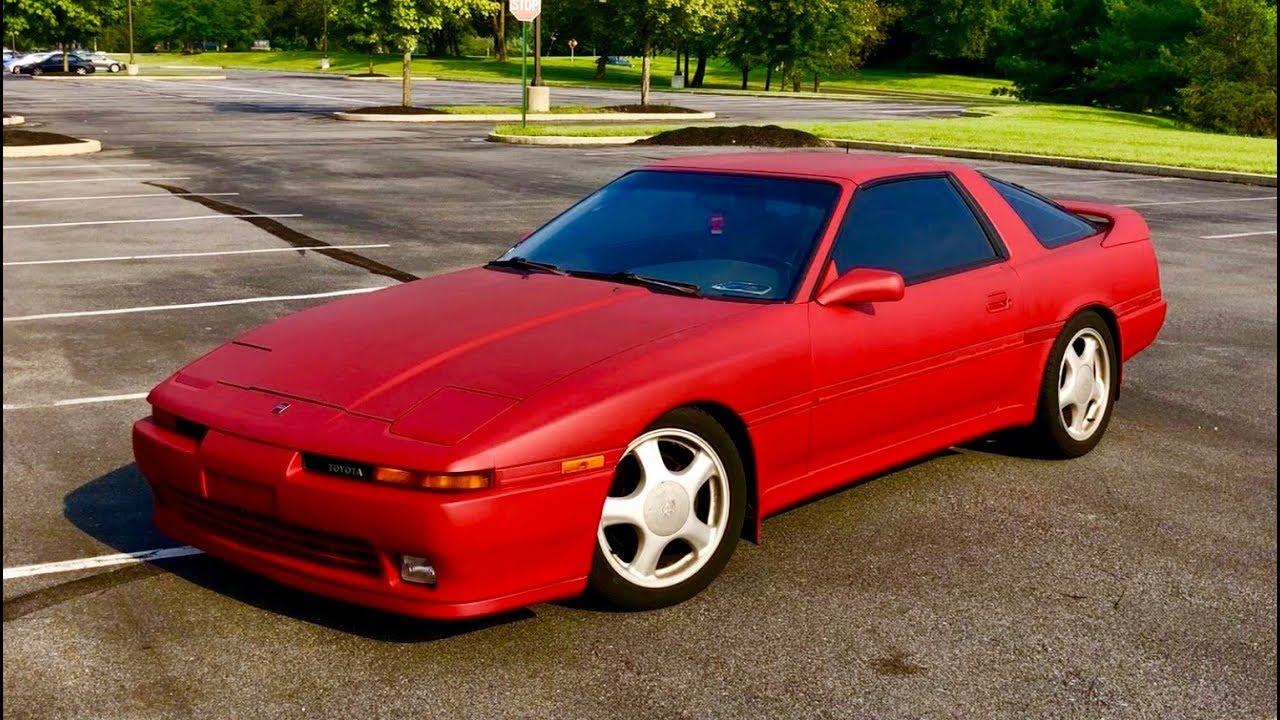 Kekurangan Toyota Supra 1990 Review