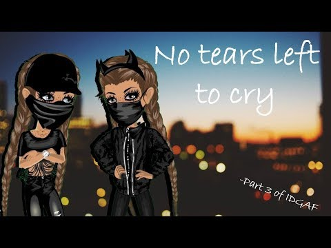No tears left to cry - Part 3 of IDGAF // Isabel MSP