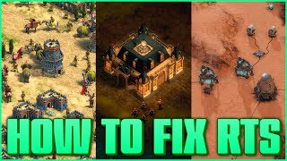 How to fix the RTS genre