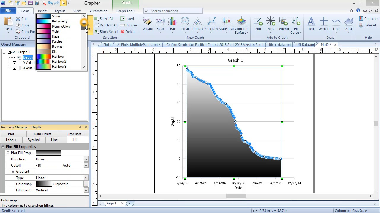 data analysis and graphing software free download