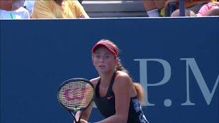 US Open Spotlight: Jelena Ostapenko