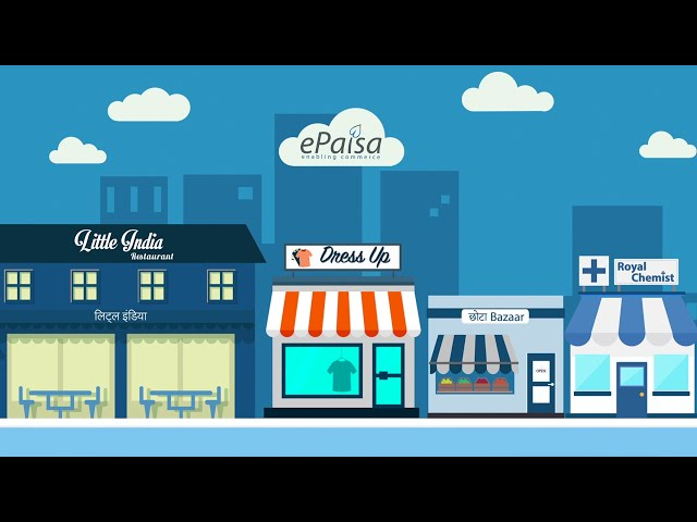 Run your business with the smart point of sale - ePaisa - YouTube