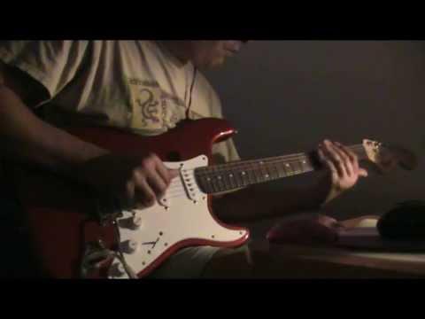 Texas - Chris Rea instrumental cover