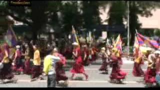 Tibetan Song - Azaadi (Tibetan Freedom Song in Hindi)