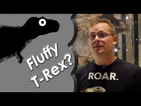 Fuzzy T. Rex? - Lythronax Part 2 on Paleo Profile