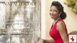 Cuando vuelva a tu lado / What a difference a day makes - Natalie Cole (Lyric Video)