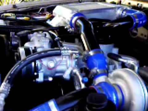 Chevy 6.5L Turbo/Intercooled V8- Nissrolet - YouTube