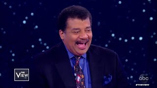 "Neil deGrasse Tyson on Area 51, ""Letters from an Astrophysicist"" 