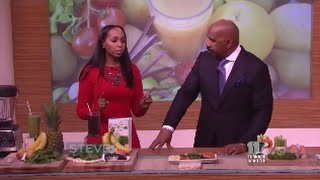 Age 40+ JJ Smith Shows Audience How to Lose 20 LBS With 10 Day Green Smoothie Cleanse