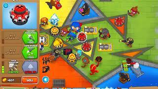Bloons TD 6 Gameplay Footage
