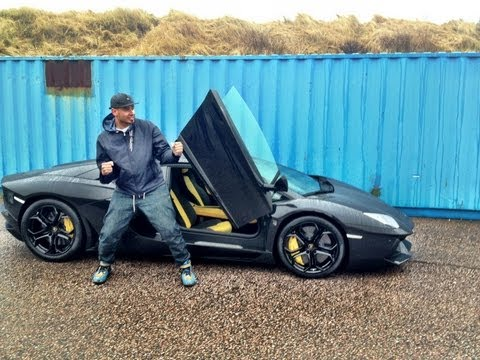 Afrojack and his cars