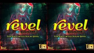 Vybz Kartel | Aidonia | Gaza Slim - Revel Riddim Mix - May 2013 | @GazaPriiinceEnt