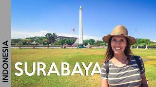 Surabaya, INDONESIA 🦈🐊: Friendly People And Delicious Java Food