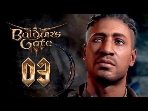 Download Baldur's Gate 3 – Movie Series / All Cutscenes ★ #3: Rescuing Halsin 【Viona / Half-Elven Wizard】