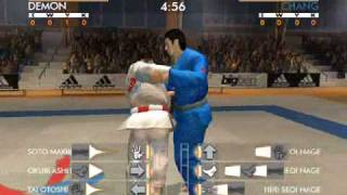 David Douillet Judo - Collection of Ippons