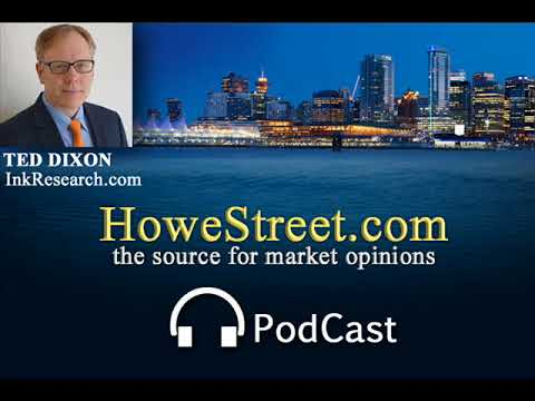 Mining Sector a Lot Hotter than Energy. Ted Dixon - August 17, 2017