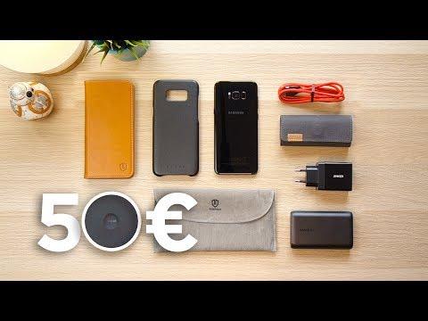 6 RAFFINATI accessori per Smartphone sotto i 50 euro!
