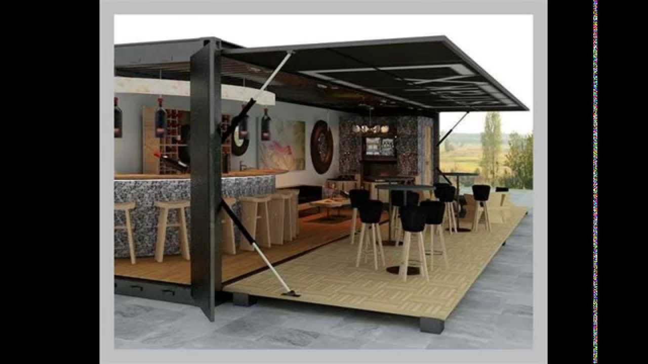Container house workplace office designs youtube - Container store home office ...