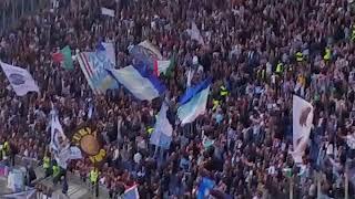 Lazio chievo 5 1 gol Milinkovic