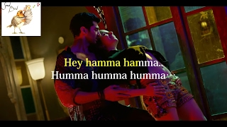 The Humma Song(Karaoke)-OK Jaanu-A.R. Rahman, Badshah, Tanishk//SoundBird