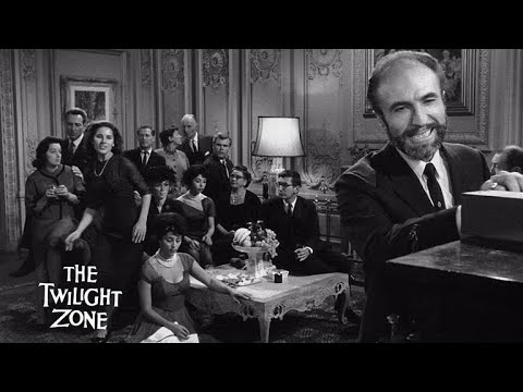 The Twilight Zone Classic A Piano In The House Don T Laugh At Me Youtube