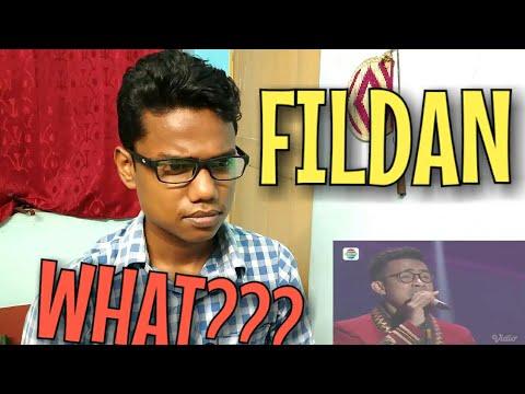 Indian Reacting To:Fildan dan Judika - Mama Papa Larang