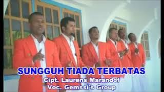 Gambar cover Lagu NATAL terbaru |SUNGGUH TIADA TERBATAS| - GEMESSI'S Group (mp4)