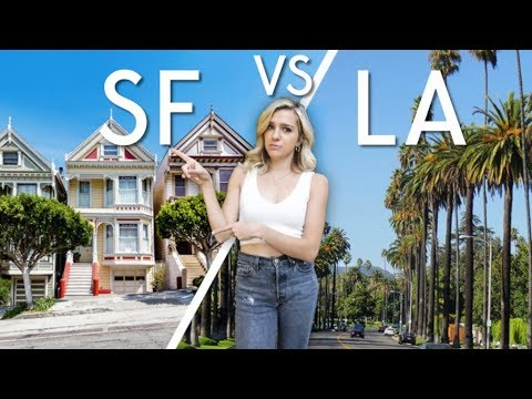 This Is What $1,500 Per Month Gets You In San Francisco VS Los Angeles