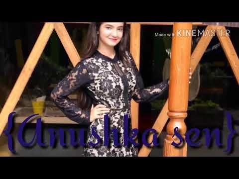 Anushka Sen New Song 699