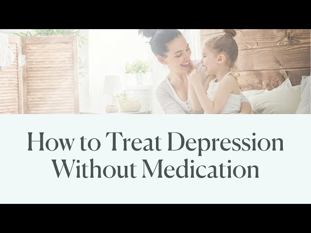 How to Treat Depression Without Medication - TMS Therapy | Neurospa TMS