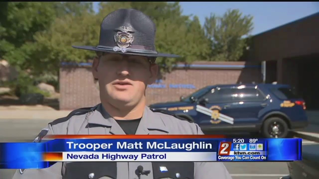 NHP CHP Team Up for I-80 Initiative