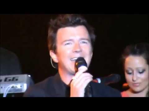 Rick Astley - retrolicious 2010 (part 3)