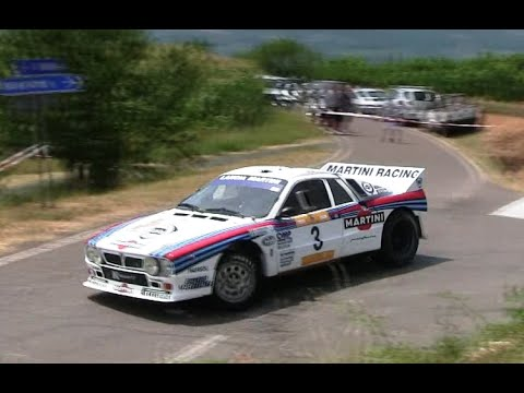 10° Rally Due Valli Historic - Classic 2015 - PURE ENGINE SOUND