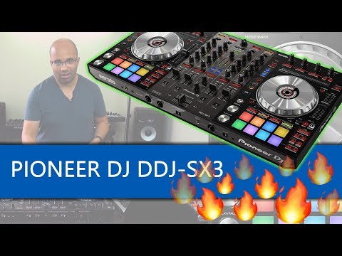 My review of the Pioneer DJ DDJ-SX3 controller for Serato DJ Pro... Worth upgrading??