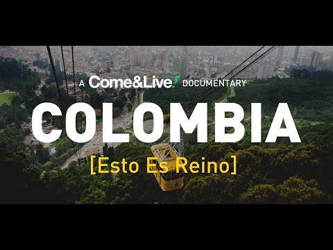 Why You Should Live on Mission with Jesus. Colombia [Esto Es Reino / This Is Kingdom]