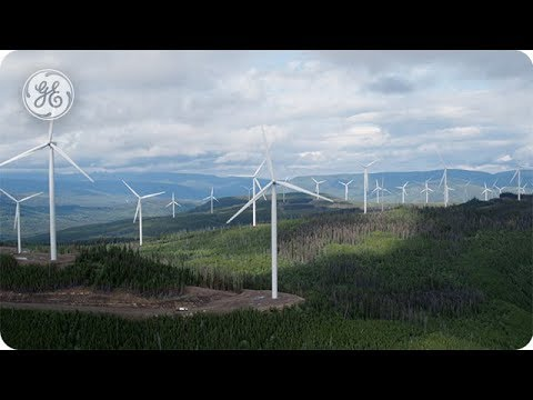 Digital Wind Farm: How GE Turbines Power Cities With Meikle Wind