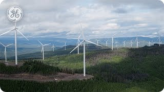 Digital Wind Farm: How GE Turbines Power Cities With Meikle Wind
