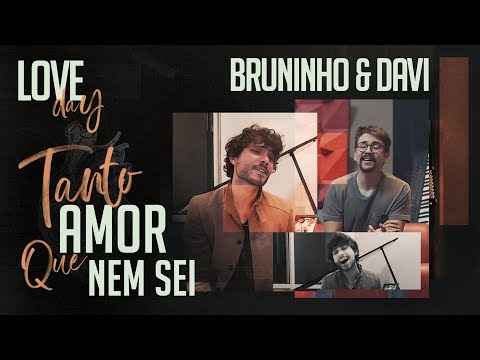 ANALAGA & Bruninho e Davi – Tanto Amor Que Nem Sei (Letra)