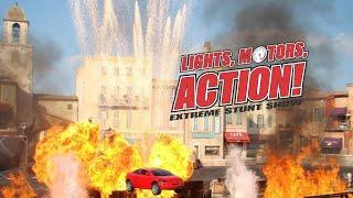 Dans les coulisses de Moteur Action! (Disney Land)
