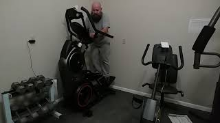 Bowflex Max M8 First Workout & Thoughts