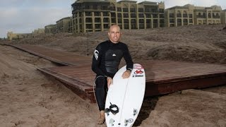 Kelly Slater Surfing in Morocco free surf video