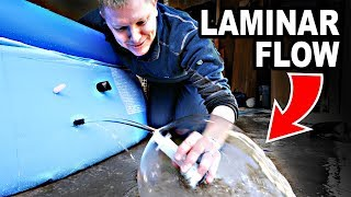 Why Laminar Flow is AWESOME - Smarter Every Day 208
