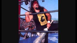 WWF Cactus Jack Theme